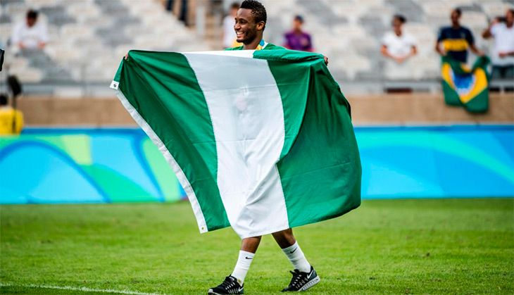 The Super Eagles are the first African nation to qualify for the World Cup.